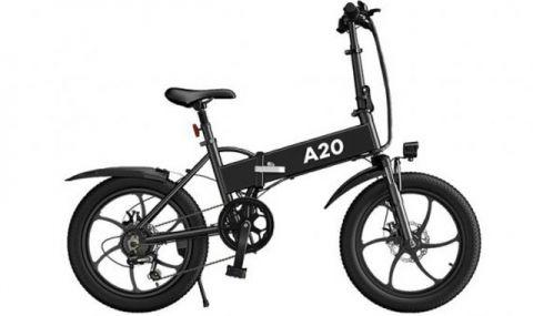 Електрически велосипед с автономен пробег до 80 км (ВИДЕО)