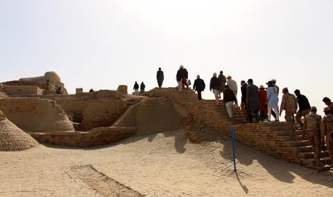 Откриха неизвестна цивилизация в Африка