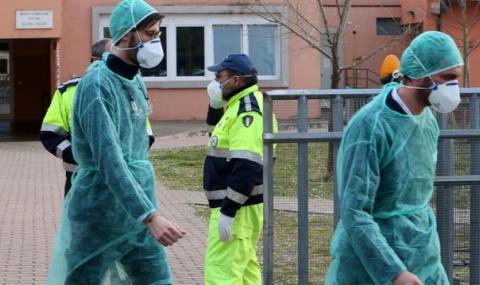 837 души починаха за ден от коронавирус в Италия