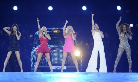 Spice girls готвят изненади за феновете (ВИДЕО)