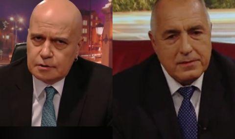 Богомил Бонев: Само БСП не е била в коалиция с Бойко Борисов