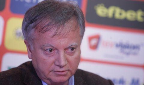 От ЦСКА поздравиха съдружника на Гриша Ганчев