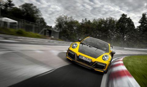 TechArt показа чудовищно Porsche 911 Turbo S - 4