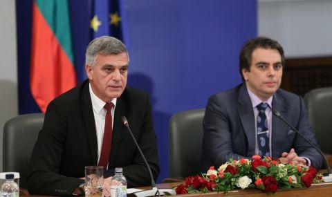 Янев представи областните: Задачата ни е да организираме честни и прозрачни избори
