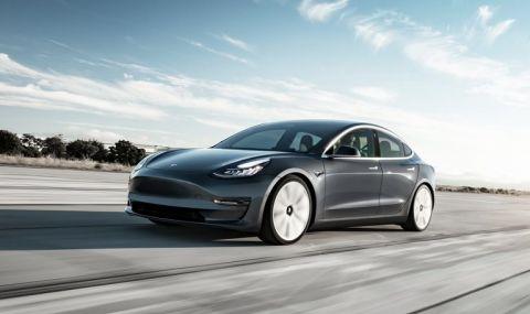 Tesla Model 3 е най-американският автомобил
