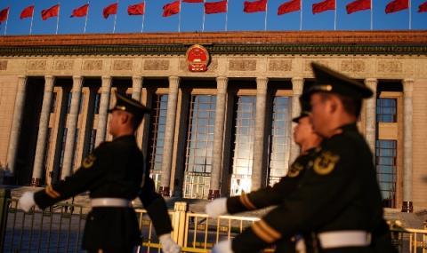 Как е действал Китай?
