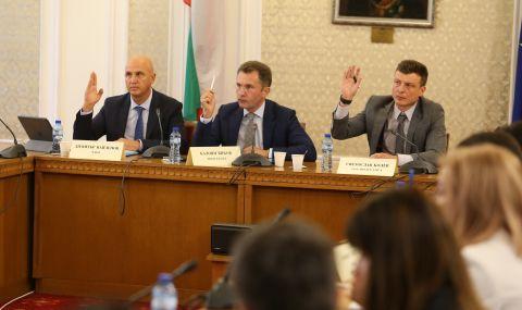 """Комисията за """"Росенец"""" ще изслуша бивш министър и бившия шеф на НСО - 1"""