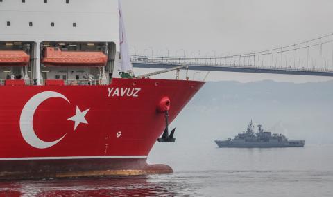 Анкара заплаши Никозия