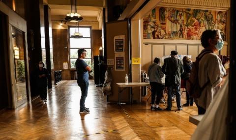 Големи изненади на изборите във Франция