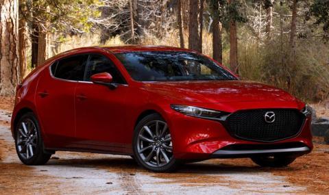 Mazda избра България