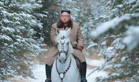 Ким Чен Ун обеща да засили военния капацитет на Северна Корея