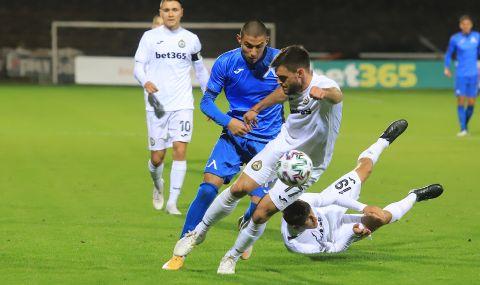 Монтана води преговори с бивш футболист на Славия