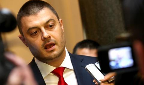 Бареков излиза на протест пред имот на Прокопиев