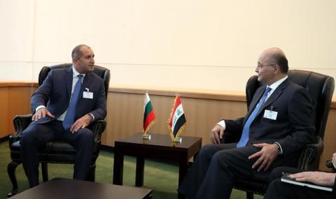 Ирак пак кани български компании