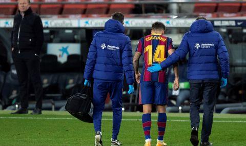 Барселона с пореден сериозен проблем, може да загуби полузащитник за 4 месеца
