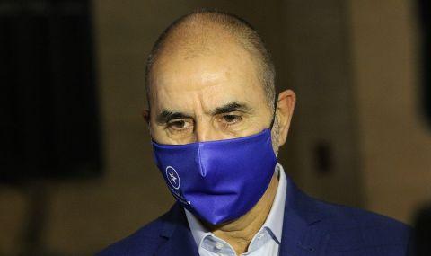 Цветанов за Борисов: На раздяла ми каза