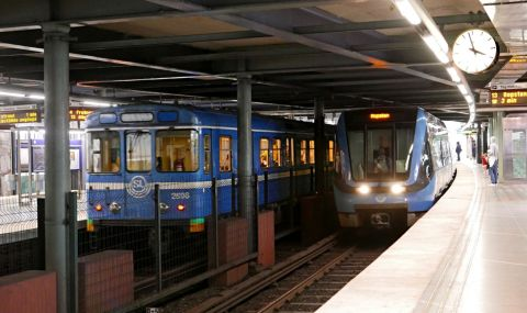 За кого е направена луксозната тайна стая на ЖП гарата в Стокхолм? - 1