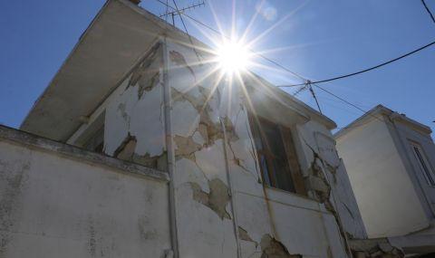 Нов силен трус в Крит - 1