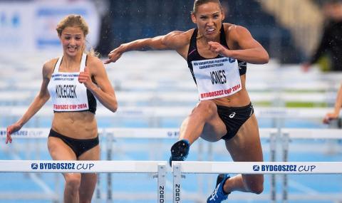 Американска лекоатлетка: Девствена съм и това не ми помага в спорта