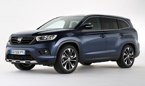Dacia ще покаже новия Duster във Франкфурт