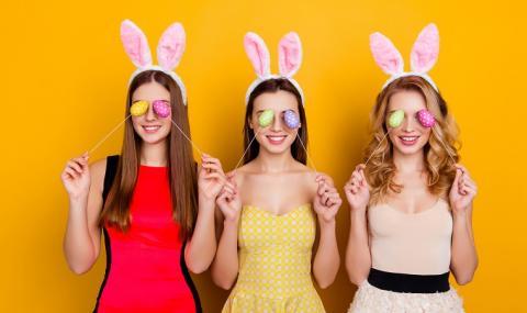 Лесни и евтини идеи за Великденска украса (ВИДЕО)