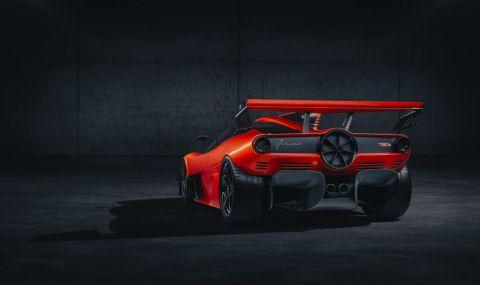 Екстремна суперкола за 4.3 милиона долара, оборудвана с...