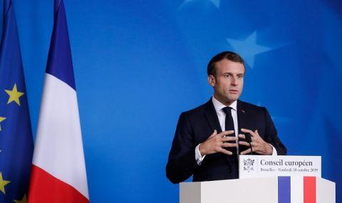 Макрон призова френските ученици: Ваксинирайте се срещу коронавируса! - 1