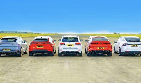 Кое е най-бързото SUV на пазара? (ВИДЕО) - 1