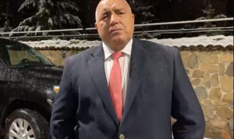Борисов с първи коментар след изборния ден (ОБНОВЕНА)