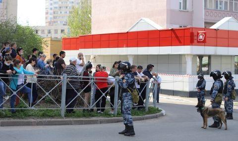 Масовият убиец от Казан: Аз съм Бог. Мразя всички!