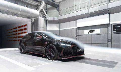 Audi RS6 вече ускорява до 100км/ч за само 2.91 секунди (ВИДЕО) - 1