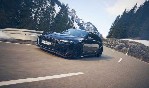 Audi RS6 вече ускорява до 100км/ч за само 2.91 секунди (ВИДЕО) - 6