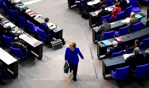 Спешно! Германия прие закон за внезапен локдаун в зони с много заразени