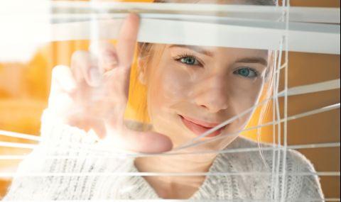 Ако искате да сте здрави, прозорците на дома ви трябва да са...