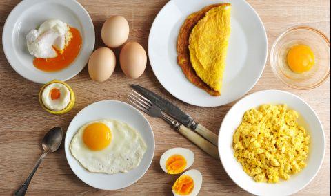 Как се отразяват яйцата на здравето ни