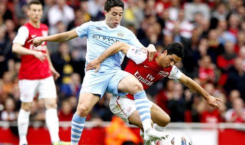 Бивша звезда на Арсенал и Манчестър Сити шокира с шкембе и паласки (СНИМКА) - 1