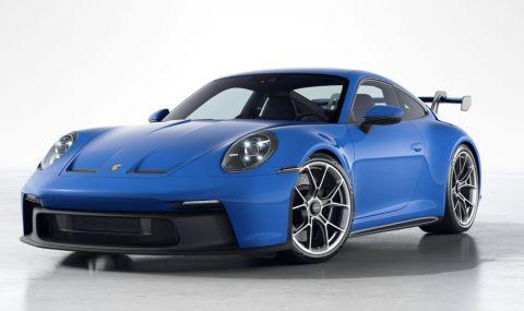 Новото Porsche 911 GT3 започва от 333 хиляди лева в България