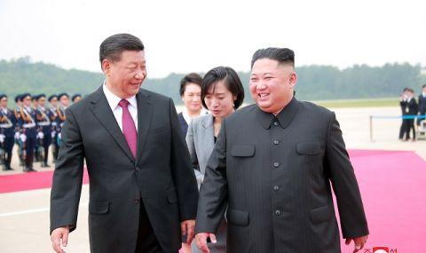 Пекин не потвърди дали Ким Чен Ун си е сложил китайска ваксина
