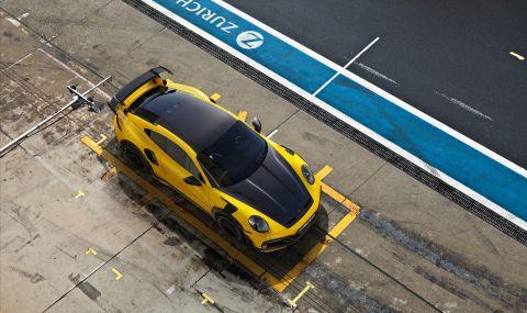 TechArt показа чудовищно Porsche 911 Turbo S - 5