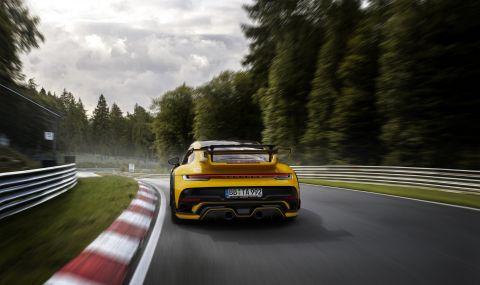 TechArt показа чудовищно Porsche 911 Turbo S - 6