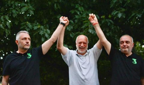 Хубав ден за българските граждани, лош ден за хунтата!
