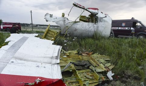 Кой свали полет МН17 над Украйна?