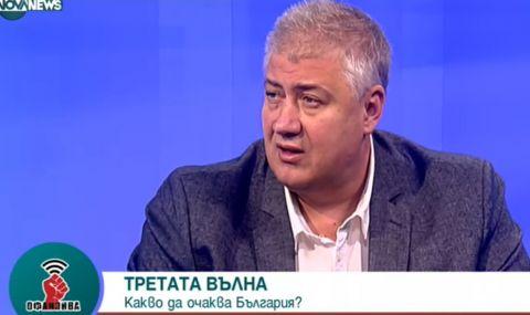 Проф. Балтов: Няма данни, че новият щам протича по-тежко