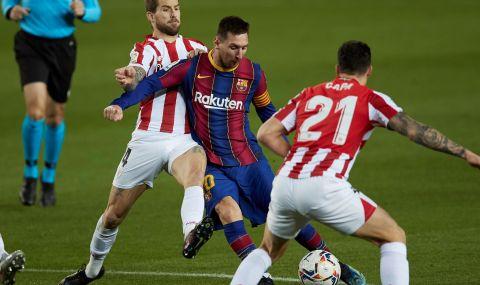 Лапорта е убеден, че Меси ще остане в Барселона