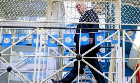 Борис Джонсън не иска да ходи в Шотландия