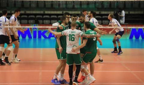 Готово: България е на Европейско по волейбол! - 1