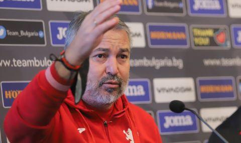 Ясен Петров свали средната възраст на националния отбор
