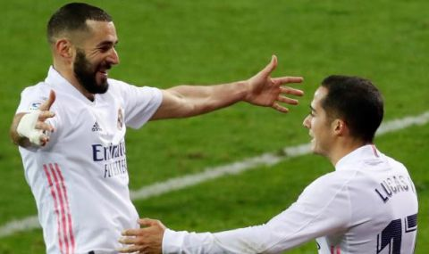 Карим Бензема: Всички велики играчи искат да бъдат в Реал, пожелавам му това на Мбапе