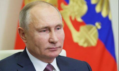 Владимир Путин поздрави световните лидери