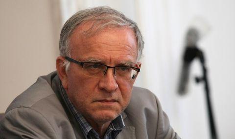 Цветозар Томов: Не виждам ГЕРБ да се държат като победители